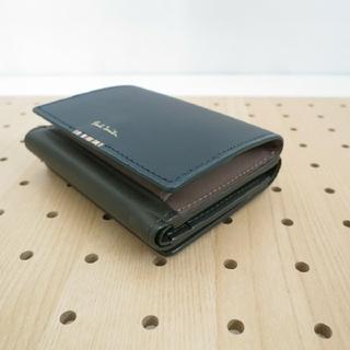 Paul Smith - ポールスミス新品未使用女性用コンパクト財布