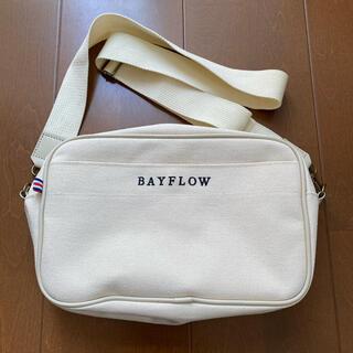 ベイフロー(BAYFLOW)のBAYFLOWショルダーバック(ショルダーバッグ)