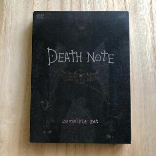 シュウエイシャ(集英社)のデスノート DEATH NOTE コンプリートセットDVD(日本映画)