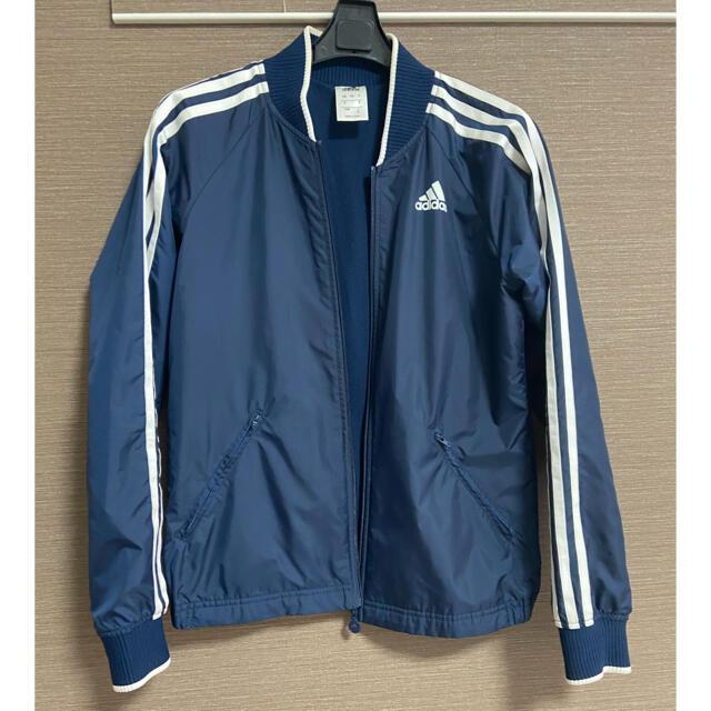 adidas(アディダス)のアディダス ジャージ レディースのジャケット/アウター(ブルゾン)の商品写真