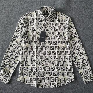 FENDI - 立ち襟 試着 フェンディ シャツ