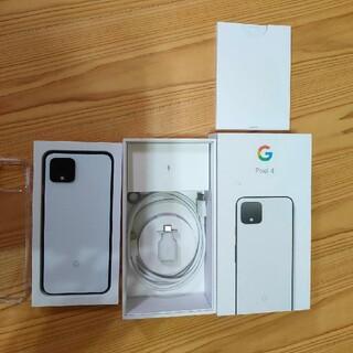 ANDROID - 【美品】Google pixel 4 64G simフリー