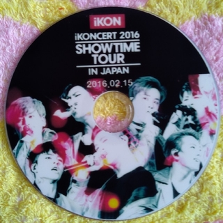 iKON - iKON 2016 SHOW TIME TOUR IN JAPAN