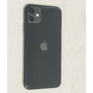 Apple - 【超美品】iPhone11 64GB ブラック SIMフリー
