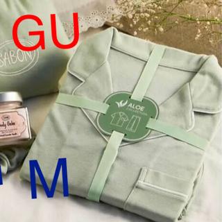 GU - (新品) GU  SABON サボン アロエパジャマ M