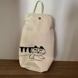 リサラーソン(Lisa Larson)のリサラーソンレジ袋ストッカー(収納/キッチン雑貨)