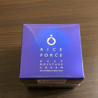 ライスフォース - RICEFORCE ディープモイスチュアクリーム