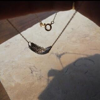 オーロラグラン(AURORA GRAN)のオーロラグランK10フォグミストネックレス(ネックレス)