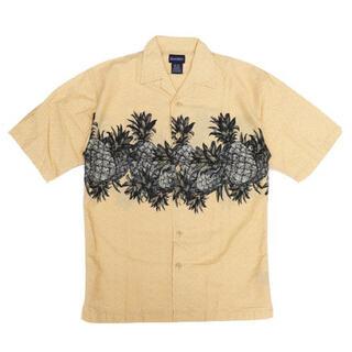 エルエルビーン(L.L.Bean)の90s ピューリタン アロハシャツ 半袖シャツ(シャツ)