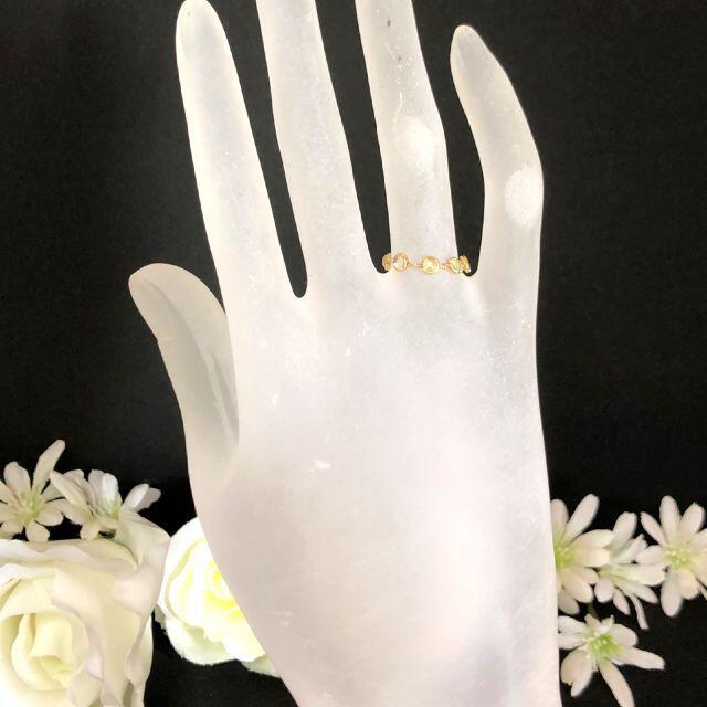 agete(アガット)のagate アガット k10YG ドリーミードリーミー オパール リング レディースのアクセサリー(リング(指輪))の商品写真