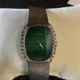 Cartier - ジュベニア 女性腕時計 20ポイントダイヤ