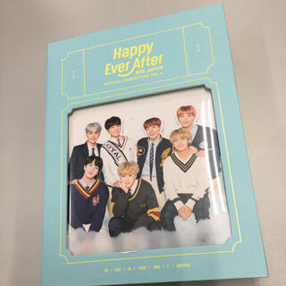 BTS / Happy Ever After DVD
