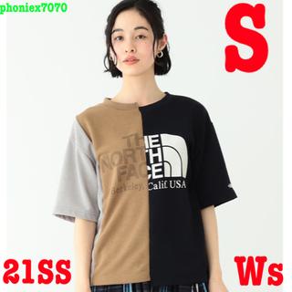 ノースフェイス パープルレーベル アシンメトリー Tシャツ【S】NT3120N
