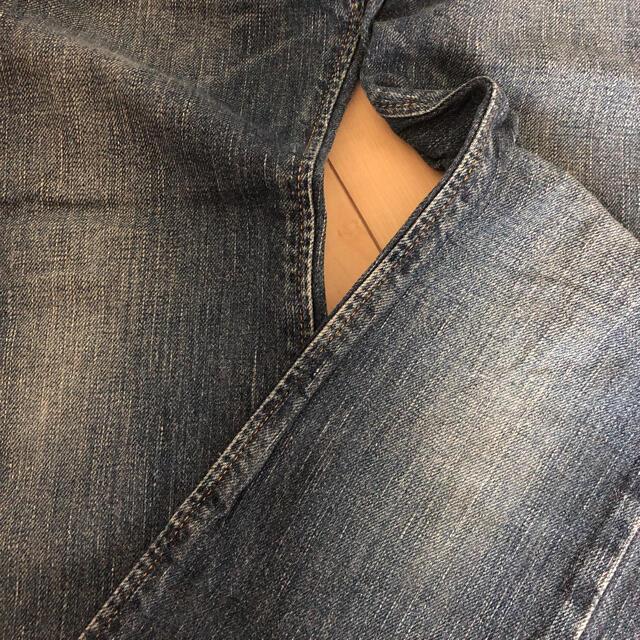 EDWIN(エドウィン)のデニムパンツ 130 キッズ/ベビー/マタニティのキッズ服男の子用(90cm~)(パンツ/スパッツ)の商品写真