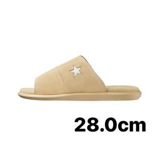 コンバース(CONVERSE)のCONVERSE ADDICT ONE STAR SANDAL 28cm(サンダル)