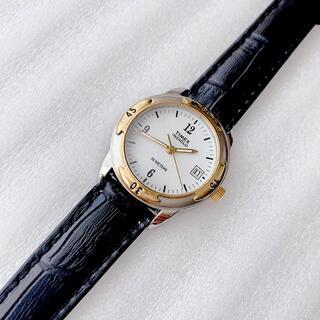 タイメックス(TIMEX)のTIMEX  レディースクォーツ腕時計  稼動品 ベルト未使用(腕時計)