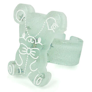 Angelic Pretty - Jelly Candy Toysリング ミント