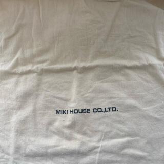 mikihouse - ミキハウス 保存袋 布袋