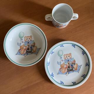 ビレロイアンドボッホ(ビレロイ&ボッホ)のビレロイボッホ キッズ マグプレート 食器3点セット(食器)