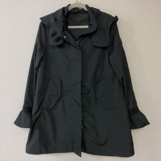 MONCLER - 美品 モンクレール 12A スプリングコート ブラック