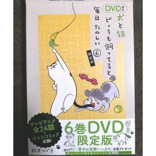 講談社 - DVD付き 犬と猫どっちも飼ってると毎日たのしい 6巻 DVD付き 限定版