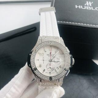 CASIO - 【❀未使用❀】【HU⌚BLOT】ウブロ、メンズ 腕時計
