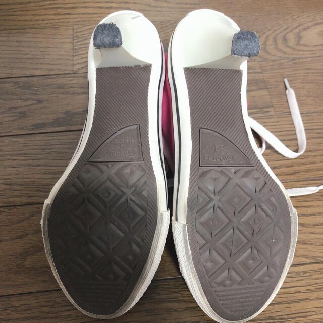 CONVERSE(コンバース)のコンバース  ヒールスニーカー レディースの靴/シューズ(スニーカー)の商品写真