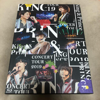 Johnny's - King & Prince/CONCERT TOUR 2019 初回限定盤