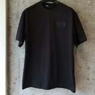 Y-3 - Y-3  ワイスリー  Tシャツ  ブラック  S