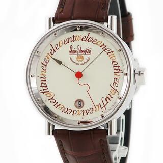 アランシルベスタイン(Alain Silberstein)のアランシルベスタイン  クラブ クラシック KL02A  自動巻き メン(腕時計(アナログ))