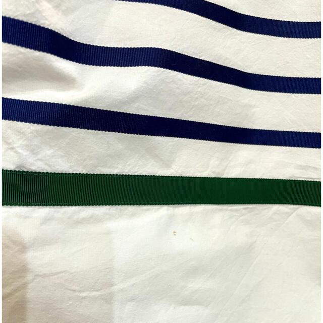 sacai luck(サカイラック)のsacai luck ボーダートップス レディースのトップス(カットソー(長袖/七分))の商品写真