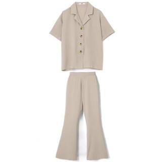 GRL - オープンカラーシャツ×パンツセットアップ