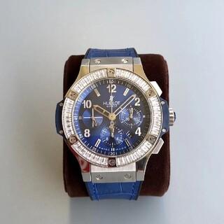 CASIO - 【❀未使用❀】【HU⌚BLOT】ウブロ、メンズ 腕時計、自動巻