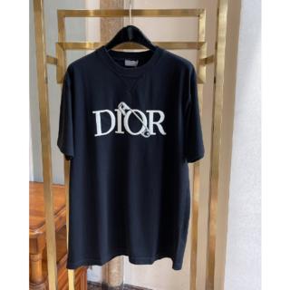 Dior - DIOR AND JUDY BLAME オーバーサイズ Tシャツ