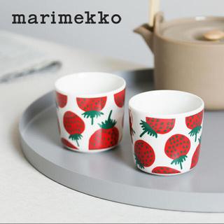 marimekko - マリメッコ マンシッカ 2個セット ラテマグ