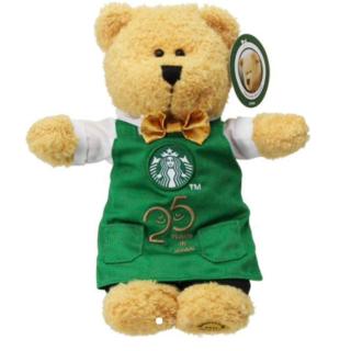 スターバックスコーヒー(Starbucks Coffee)のスターバックス25周年 ベアリスタ(その他)