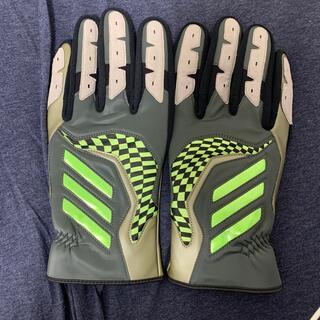 アディダス(adidas)の走塁用手袋(グローブ)