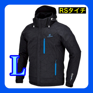 RSタイチ WR パーカ  サイズL シナプスブラック RSJ321  美品