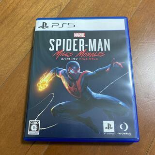 PlayStation - スパイダーマン マイルズモラレス PS5