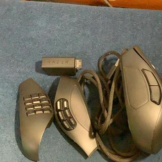 レイザー(LAZER)のRazer Naga pro 多ボタンマウス(PC周辺機器)