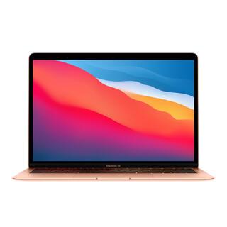 Apple - MacBook Air m1 256GB ゴールド 新品未開封