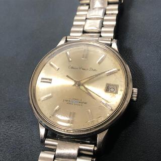 CITIZEN - CITIZENシチズン ホーマーデイト 17石 手巻腕時計