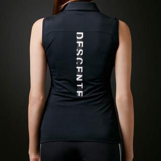 DESCENTE - デサントゴルフ  ノースリーブ