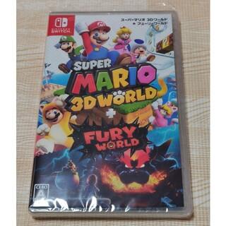 Nintendo Switch - 【新同品】スーパーマリオ 3Dワールド + フューリーワールド Switch