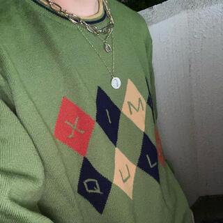 Supreme - 古着 セーター ニット