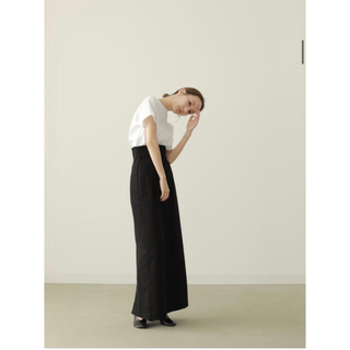 TODAYFUL - louren highwaist pencil skirt ブラック