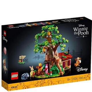 Lego - 【流通限定商品】レゴ (LEGO) アイデア くまのプーさん 21326