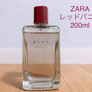ZARA - ZARA 香水 レッドバニラ 200ml