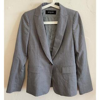 ミッシェルクラン(MICHEL KLEIN)のMICHEL KLEIN ミッシェルクラン スーツセットアップスカート シルク混(スーツ)