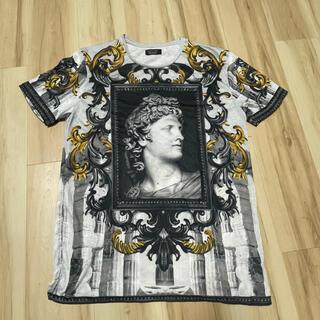 エイチアンドエム(H&M)の【新品】ZARA 半袖 カットソー(Tシャツ/カットソー(半袖/袖なし))